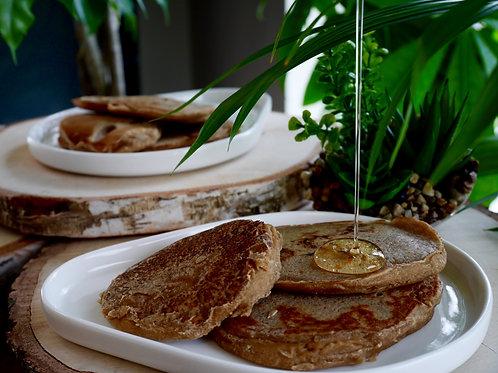 La vitalité de Valérie I Préparation Pancakes