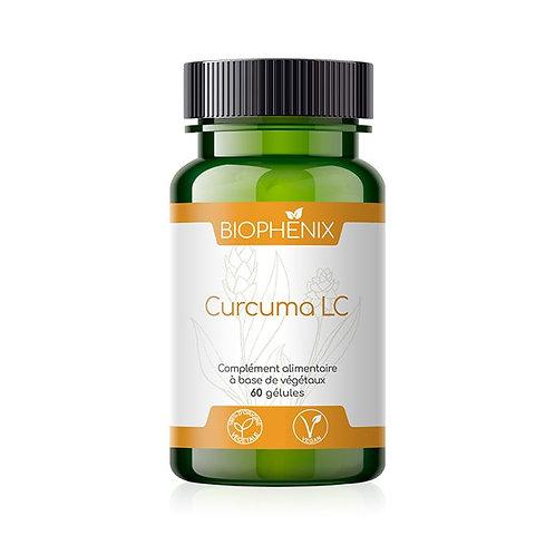 Curcuma LC : 95 % de curcumine naturelle assimilable