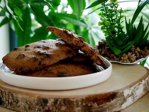 L'audace de Patrice I Préparation Cookies