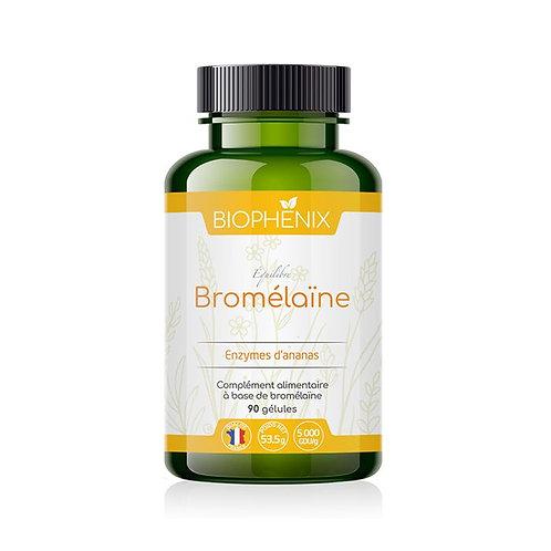 Équilibre Bromélaïne : puissant anti radicalaire naturel