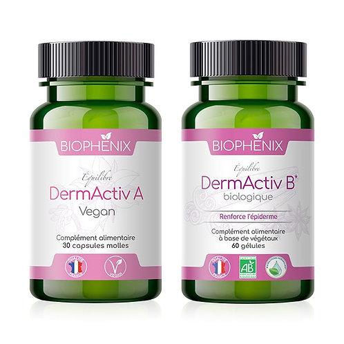 Équilibre DermActiv A+B - Pack