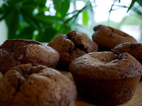 L'intensité d'Éric I Préparation Mini-brownies
