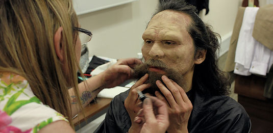 Special Makeup effects prosthetics