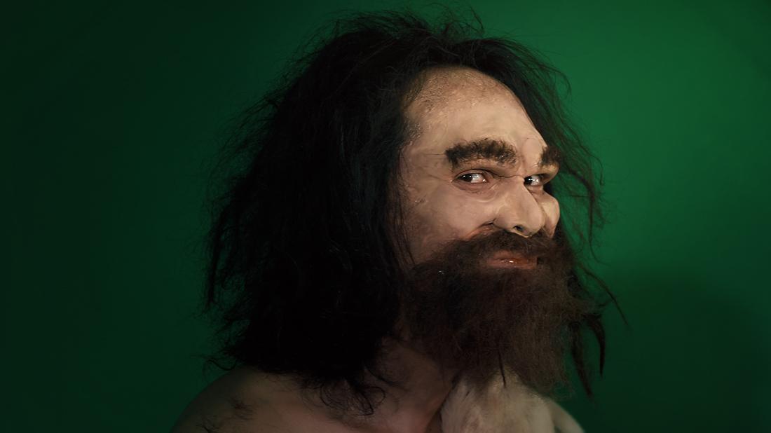 Ape man