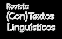 REVISTA (CON)TEXTOS