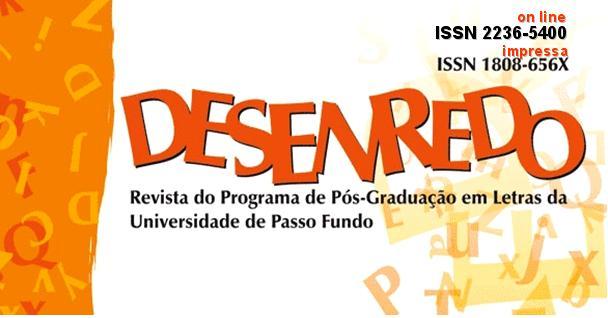 Revista Desenredo