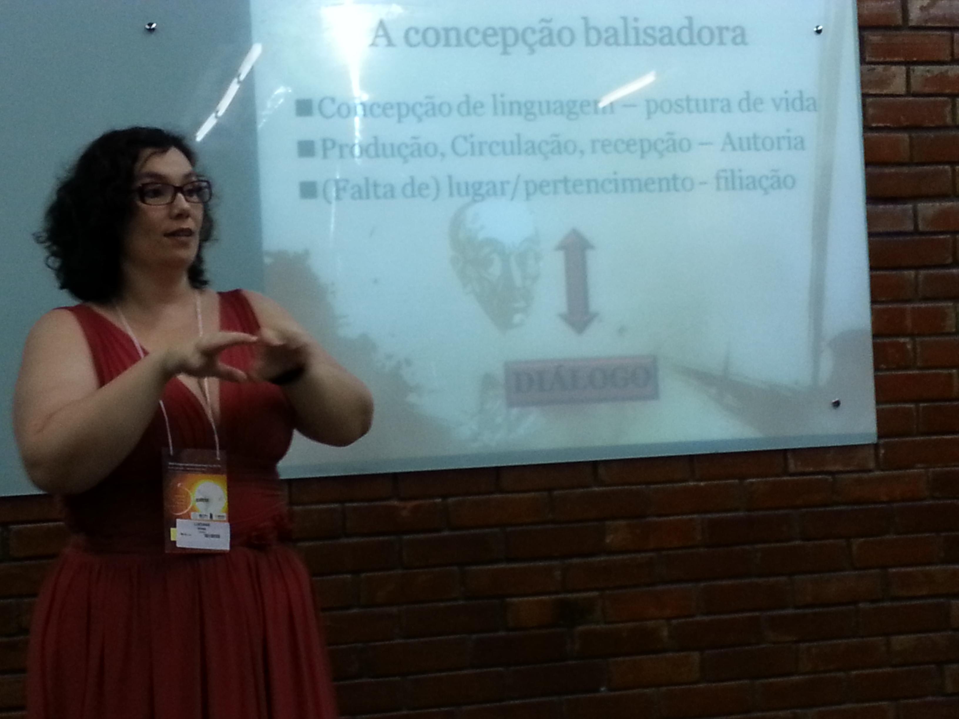 Apresentação Luciane de Paula