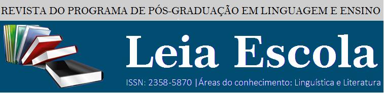 REVISTA LEIA ESCOLA