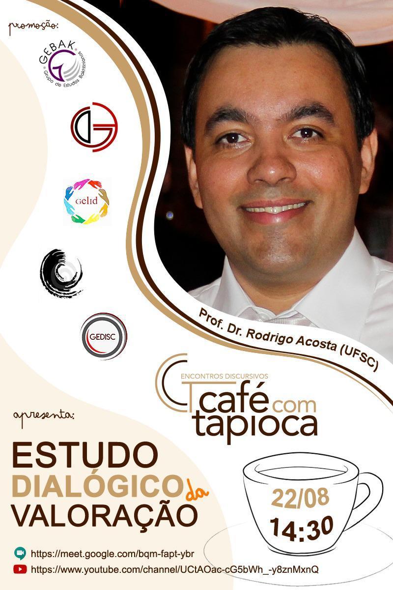 Café com Tapioca (22/08)