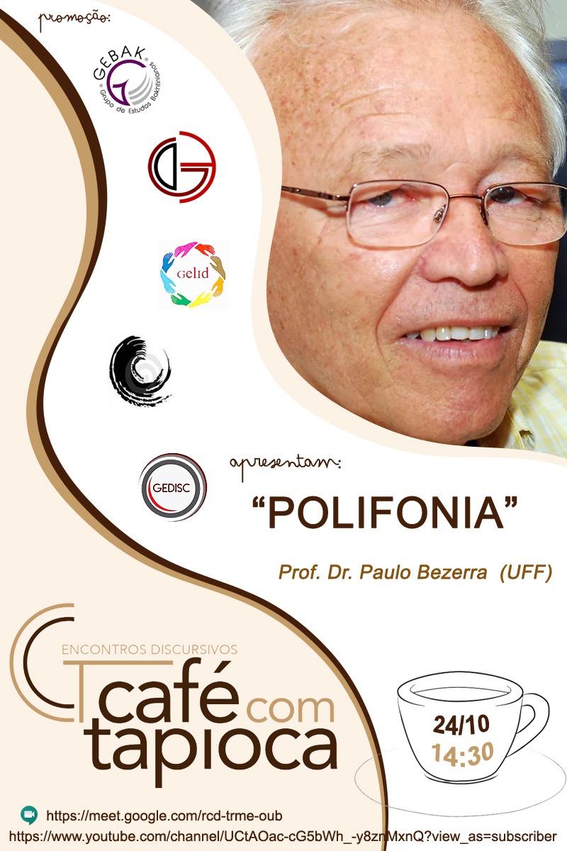 Café com Tapioca (24/10)