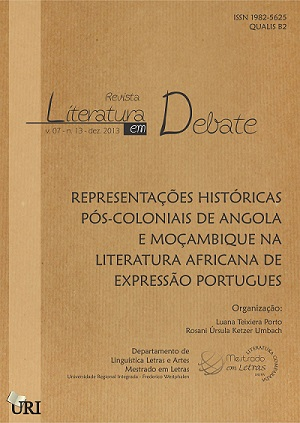 Revista Literatura em Debate
