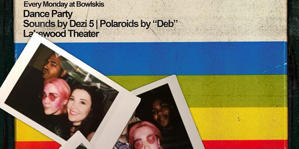 Poloroids with DJ Dezi 5 & Deb