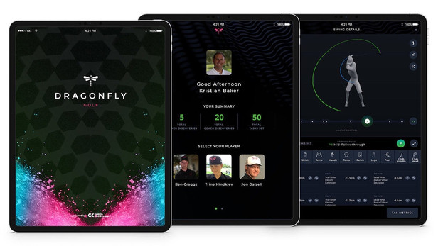 DragonFly Golf - Powered by guided knowledge