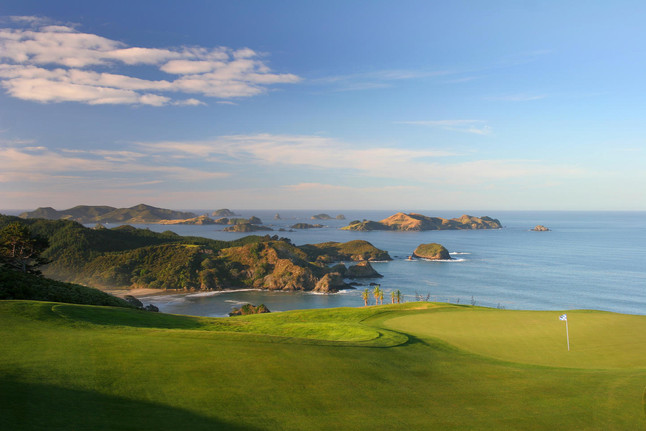 Course of the month - Kauri Cliffs