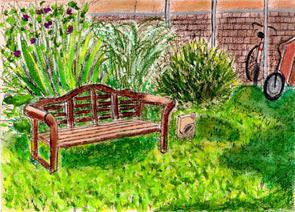 Mornington Grove Bench