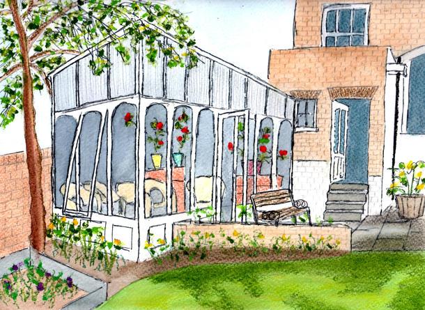Mornington Grove  Summerhouse