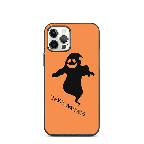 'Fake Friends' Biodegradable iPhone case