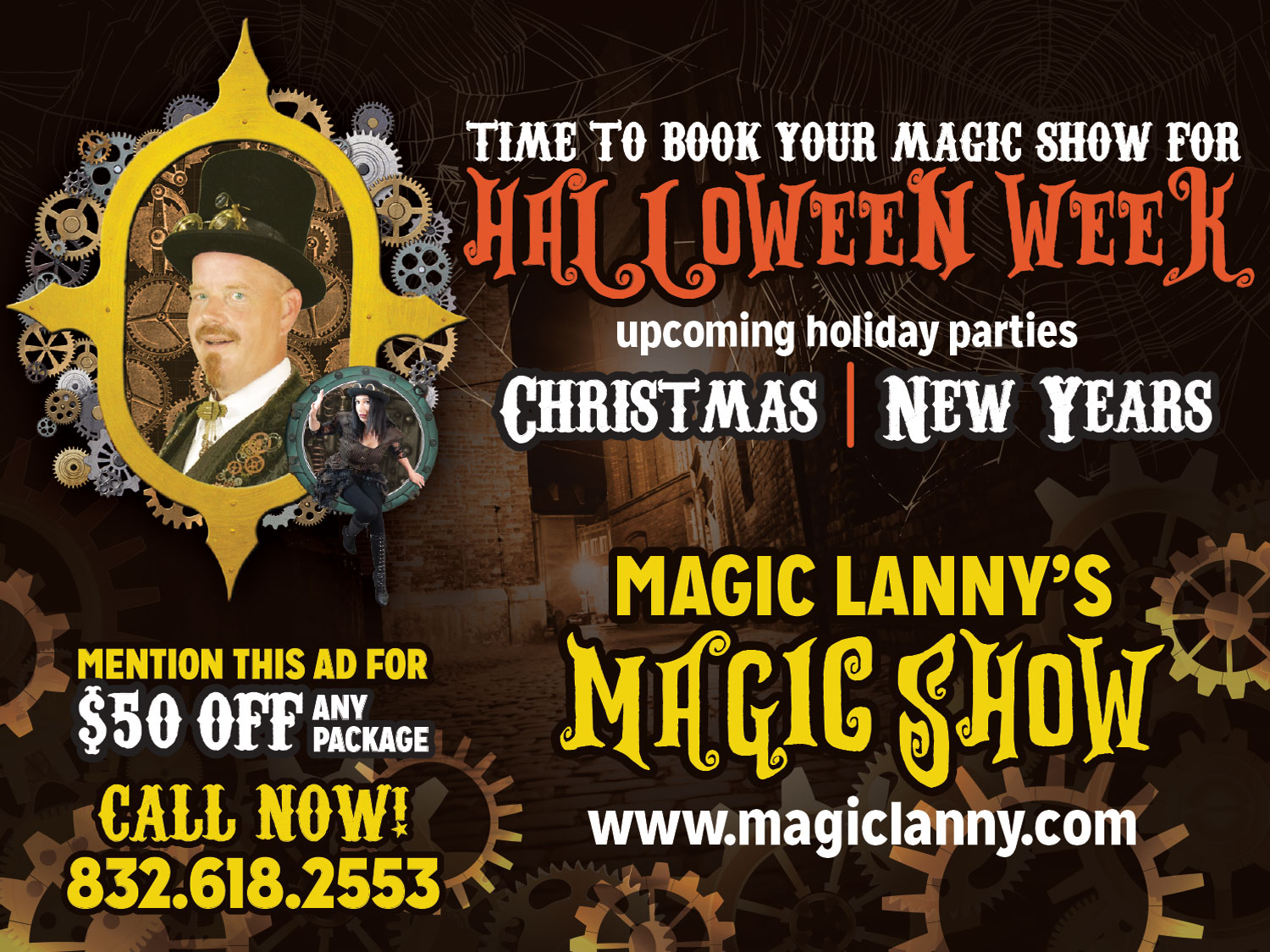 Magic Lanny
