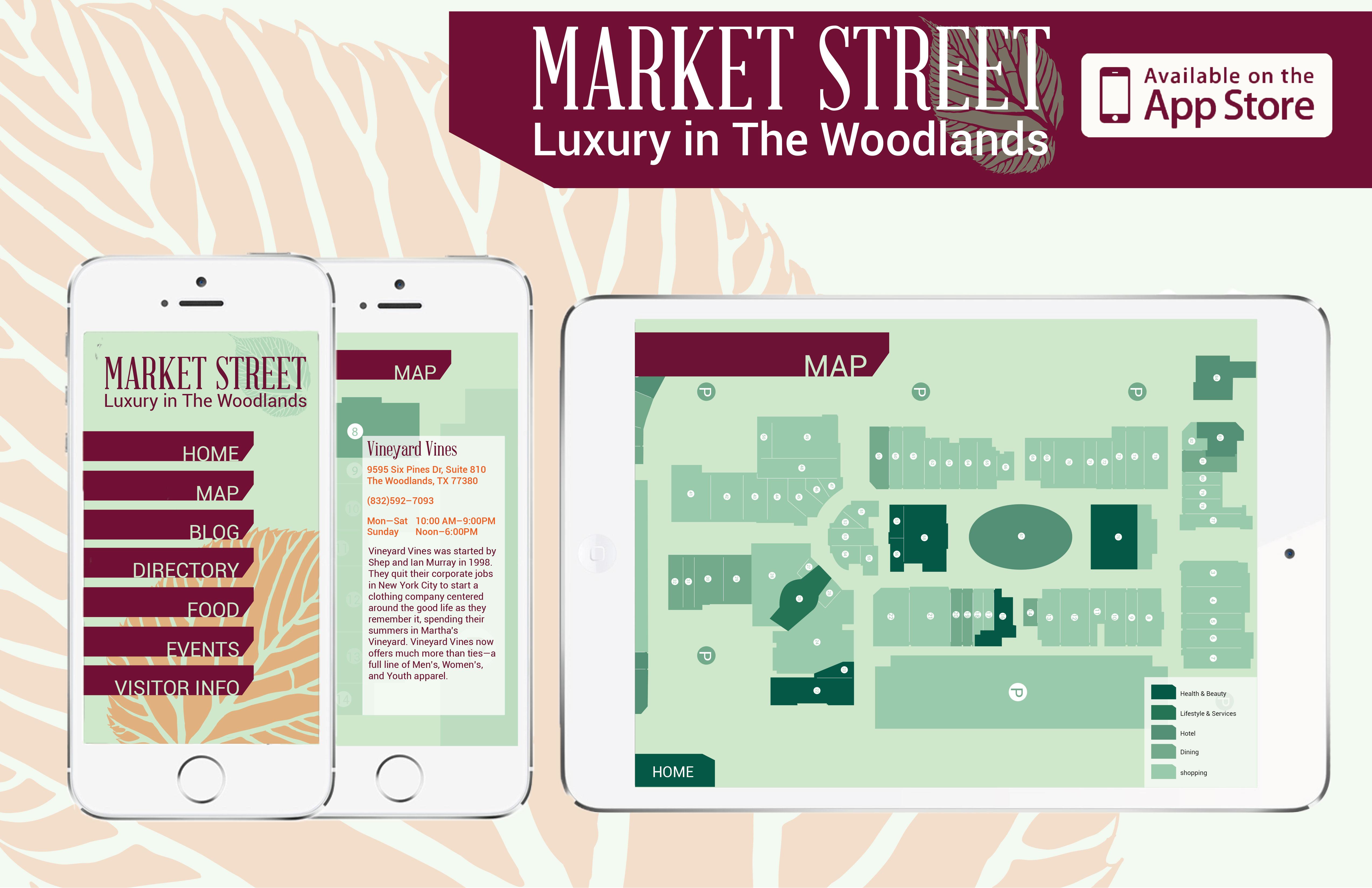 Market Street App