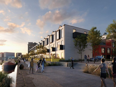 Customisable Homes with stunning design coming to the Wirral Waters Development Urban Splash