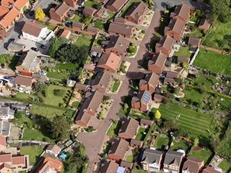 Pent up demand fuelling housing market