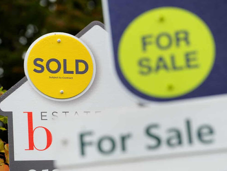 UK house sales will collapse in 2020 as market goes into deep freeze, says study