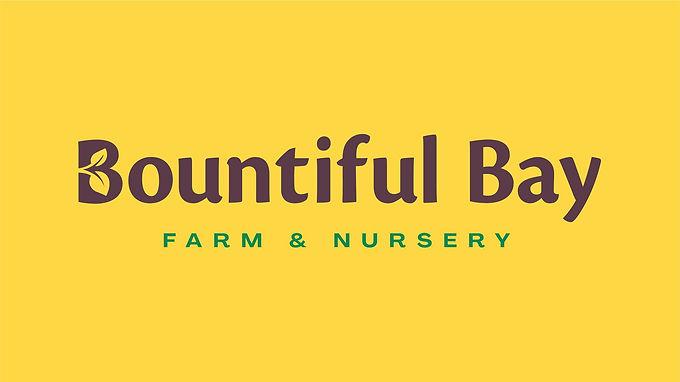 Bountiful Bay Farm & Nursery