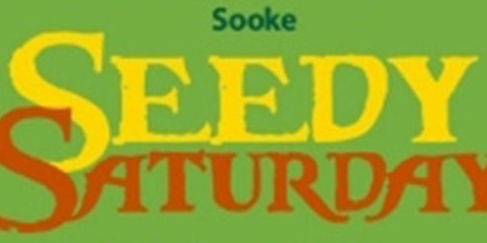Sooke Seedy Saturday
