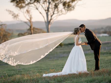 Goulburn Wedding - Talia & Jacob