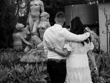Intimate Norman Lindsay Gallery & Museum Wedding