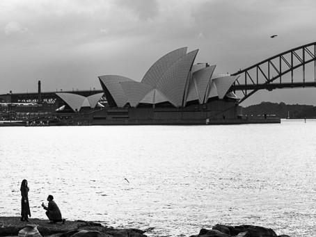 Surprise Engagement Proposal Sydney
