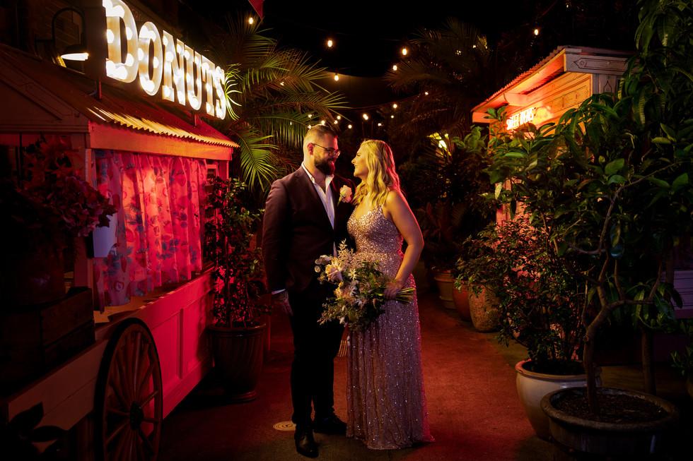 Katie & Adam's Wedding - Bride and Groom