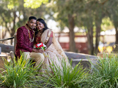 Intimate Canberran Home Wedding