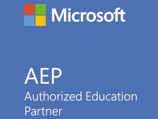 Somos Microsoft Authorized Education Partner