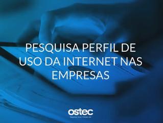 WEBINAR: Perfil de uso da internet nas empresas