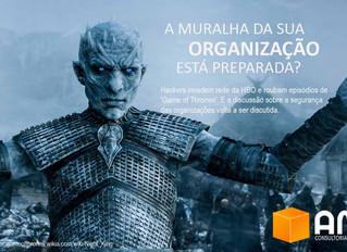 A 'muralha' da sua organização está preparada?