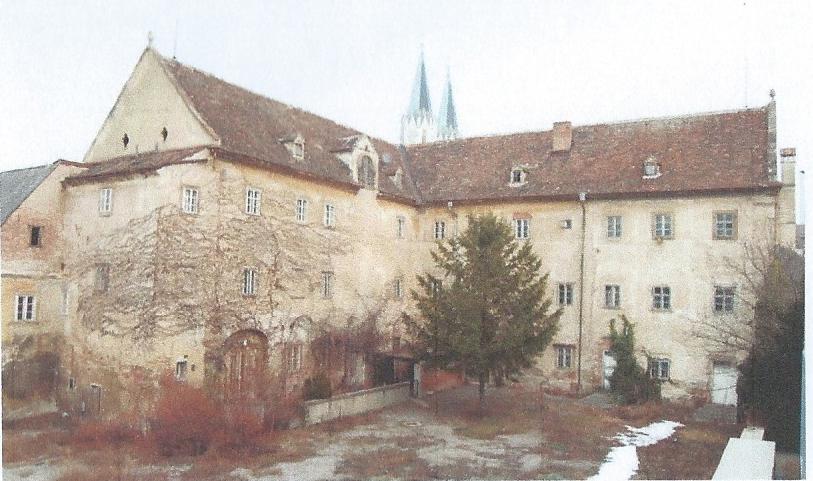 Bild von Vorzustand Innenhof