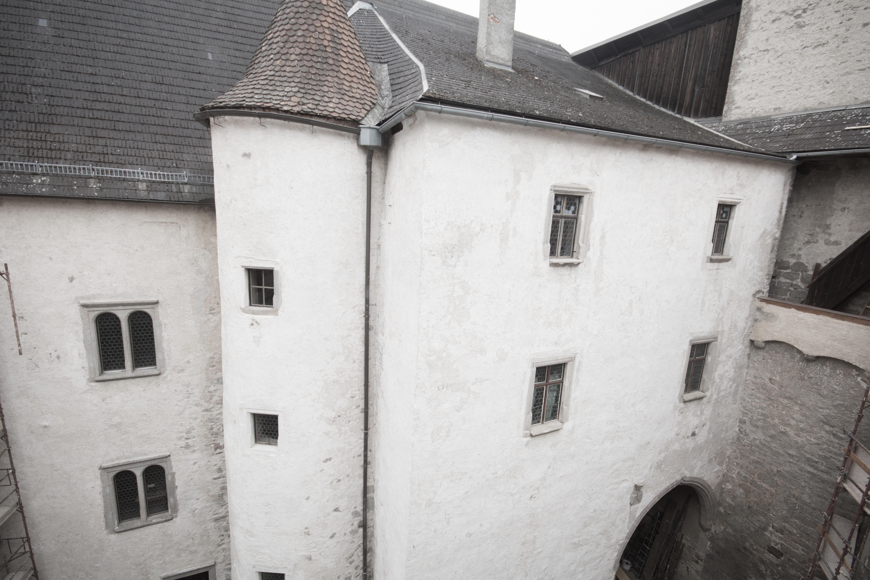 Musterachse Südfassaden