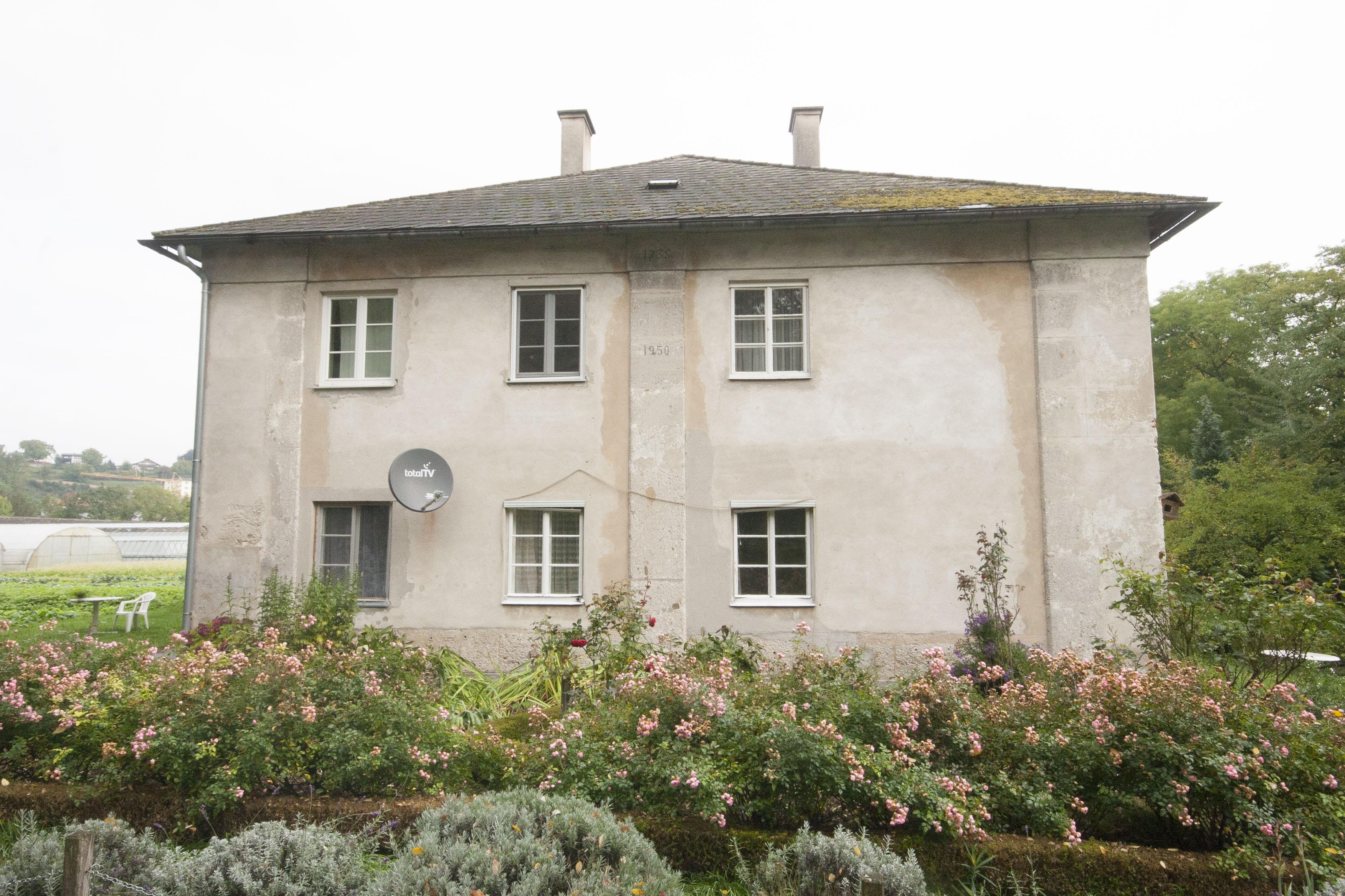 Feigenhaus Südfassade