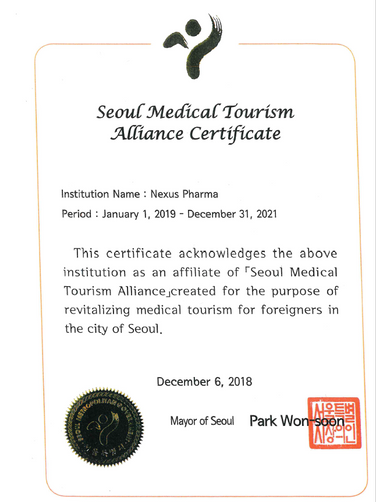 Medical Tourism Alliance Certification