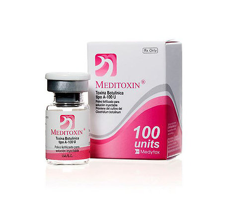 Meditoxin (Botox 100u)
