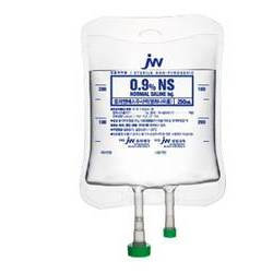 Normal Saline Solution (NSS)