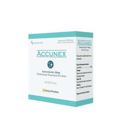 Accunex (Isotretinoin)