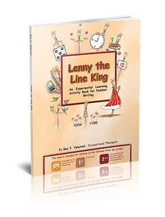 Lenny the Line King
