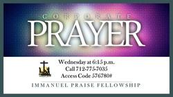 Corporate Prayer Rev 1 2020