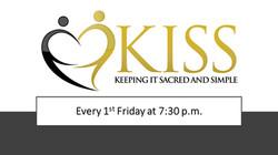 KISS Slide 1st Saturday