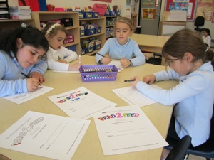 Barkai 1st Grade Girls Read 2 Feed