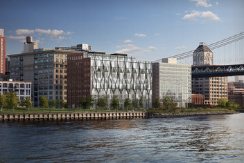 ODA Proposes Residential Conversion At 10 Jay Street In Dumbo