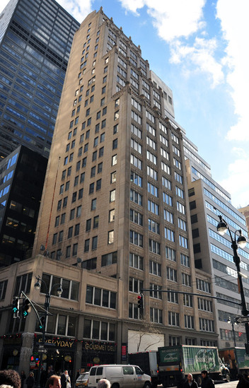 Investment Adviser Moving From Chanin Building Across the Street