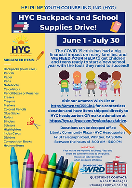 2021 HYC Backpack Drive Flyer.png